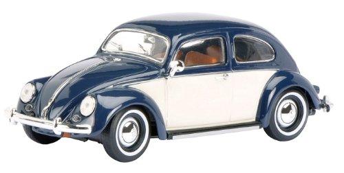 Dickie-Schuco 450773500 - Modellino di maggiolino Volkswagen con lunotto ovale, scala 1 32