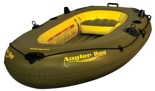 Angler Boat - Airhead ANGLER BAY Inflatable Boat, 3 person