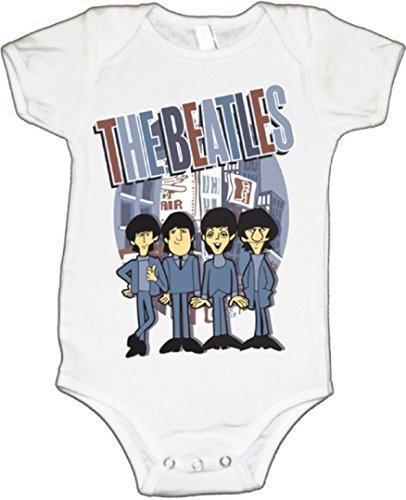 Rock and Roll recién nacido infantil Creepers Pelele muchas opciones para elegir (12 meses,