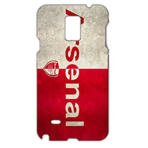 Samsung Galaxy Note 4 Case 3D Arsenal Football Club Vintage Printed Back Cover Cellphone Protector