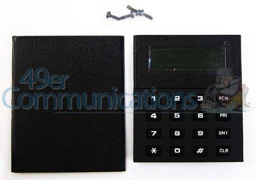 Keypad Assy, Alpha-numeric LCD BK GPH5102X, GPH5102S NON-Flash