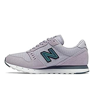 New Balance Women's 311 V2 Sneaker, Thistle/Petrol, 12 Wide