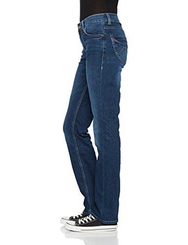 Jeans Women's Straight Dark Blue Mustang 882 Sissy tvwRqtxB1