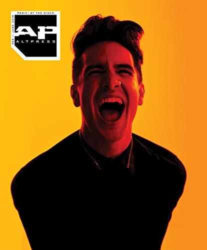 Alternative Press // #359 Brendon Urie [P!ATD] Hell Edition