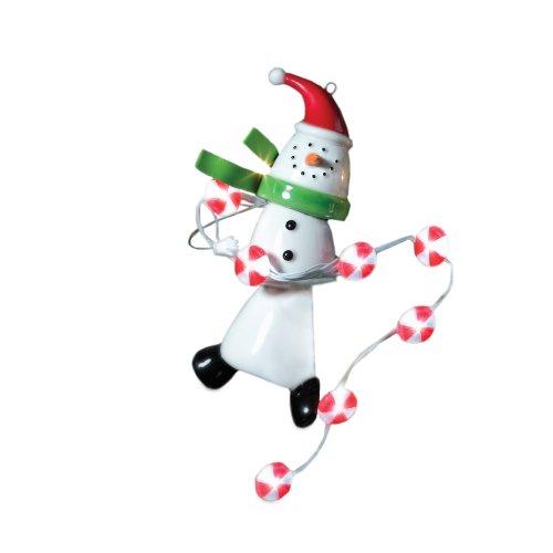Department 56 Gumdrop Snowman Chaserlight