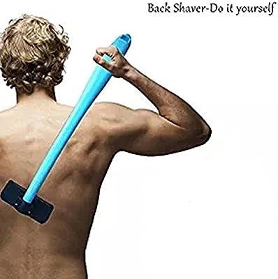 Afeitadora para hombre, de afeitar para espalda, raspador para el ...