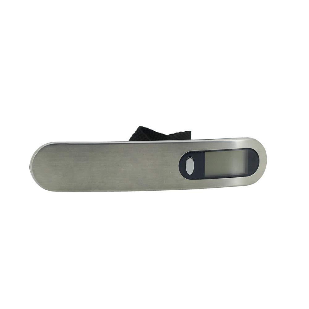 Rameng P/èse Valise Num/érique Portable Balance Bagage Max 50Kg//110Lb LCD pour Voyage et Shopping