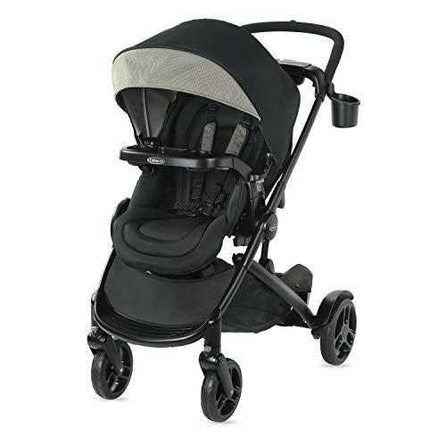 Graco Modes2Grow Stroller, Haven