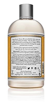 UNKNOWN Deep steep bubble bath, honey blossom, 17 ounces