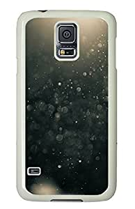 Samsung Galaxy S5 Cases & Covers - Lighting Effects PC Custom Soft Case Cover Protector for Samsung Galaxy S5 - White