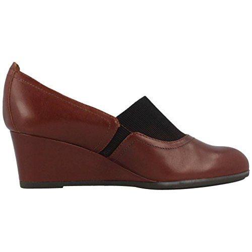 Derbys A CHLODIA GEOX Marron Modã¨Le Couleur Marron Derbys Marque Marron wxqUPHf