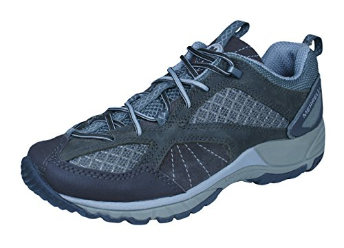 De Zapatos Merrell Mujer Senderos Brown Light Avian Leather tI8qxR8T