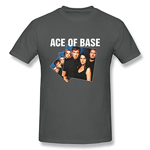 WunoD Men's Ace Of Base T-shirt Size M