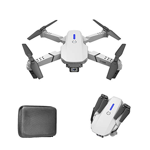 xingdou LSRC-E88 HD Aerial Photography Quadcopter Wide-Angle Dual-Lens WIFI Height Maintaining Drone