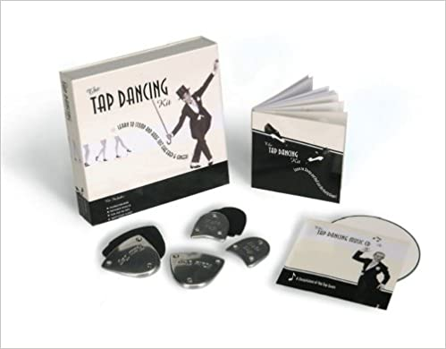 Tap Dancing Kit Learn to Stomp and Hoof Just Like Fred /& Ginger!