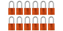 ABUS aluminum locks are suitable for a variety of applications. They are handy, lightweight and protect your valuables reliably. Whether blue, red, violet, green, orange or yellow, whether a combination lock or keyed lock, you are guaranteed ...