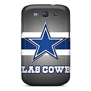Elaney Snap On Hard Case Cover Dallas Cowboys Protector For Galaxy S3 by icecream design