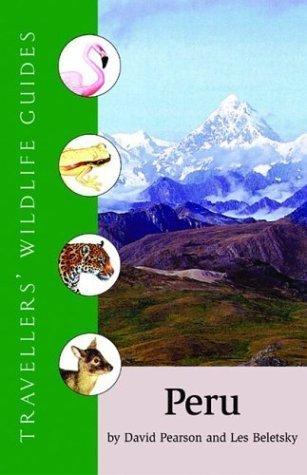 Download Travellers' Wildlife Guides Peru (Paperback) pdf epub