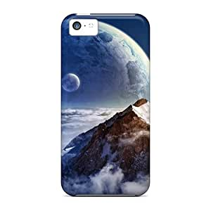 New Cute Funny Discovering Space Cases Covers/ Iphone 5c Cases Covers