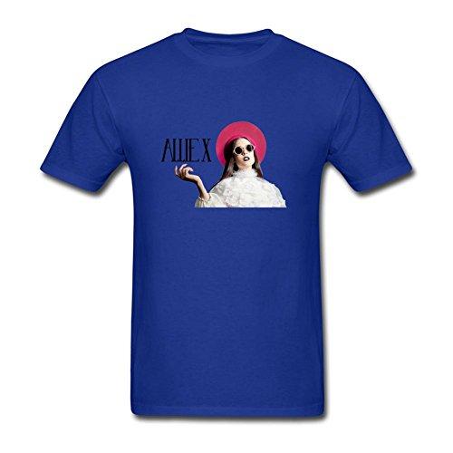 (FSCYHX Men's T-Shirts Allie X Collxtion I Catch EP Art Angels)