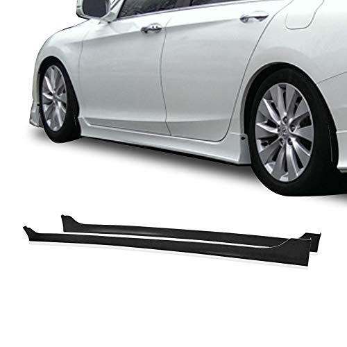 - PULips JDM Modulo Style Side Skirts for Honda Accord SEDAN 13-15