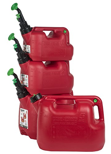 - Fuelworx 47905 5 Gallon Gas Can