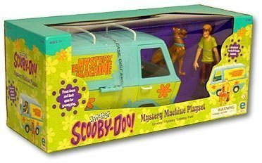 Scooby-Doo Mystery Machine Playset