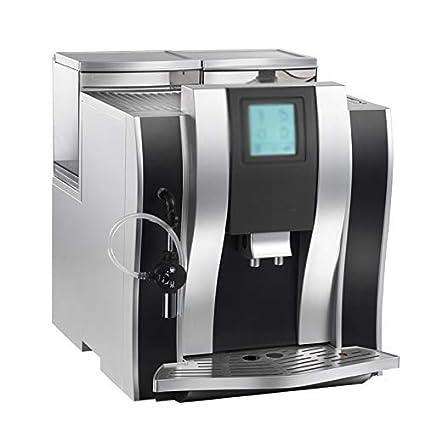 LNDDP Cafetera Espresso, cafetera Totalmente automática, cafetera ...