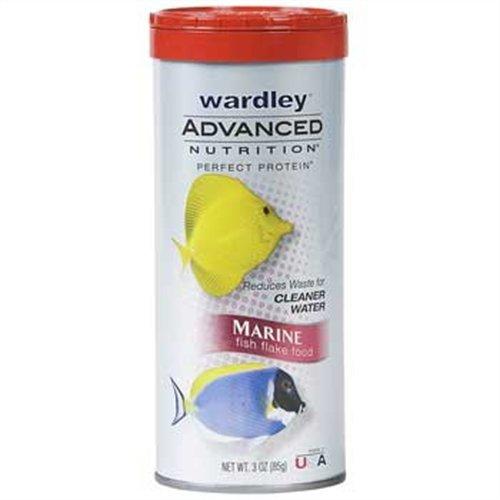 Hartz Wardley Advanced Nutrition Marine Flake, ()