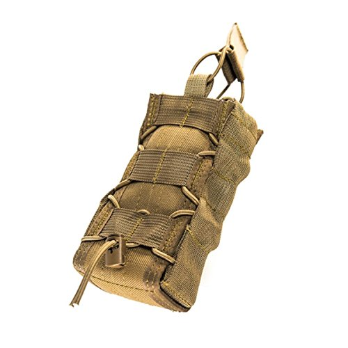 High Speed Gear Radio TACO Molle Pouch, Color Coyote Brown ()