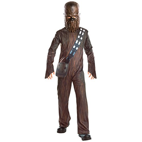 Rubie's Costume Star Wars VII: The Force Awakens Chewbacca Child's Costume, One Color, Medium -
