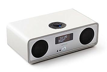 Ruark Audio R Mk Dab Fm Radio Soft White