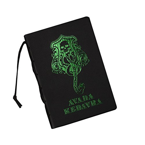 QMx Harry Potter Dark Arts Journal