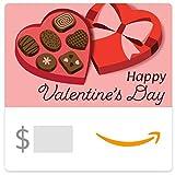 Amazon.ca Gift Card - Valentine Chocolates