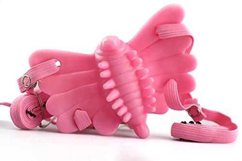 Extasialand Butterfly mit Multi Speed Vibrator Klitorisstimulator