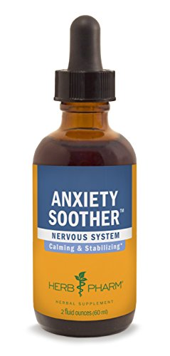 Herb Pharm Anxiety Soother Formula