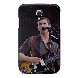 Best Hard Phone Cases For Samsung Galaxy S4 With Allow Personal Design Trendy Arctic Monkeys Band Pictures AlissaDubois