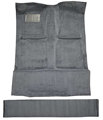 1993 to 2000 Toyota T100 Extended Cab Pickup Truck Carpet Custom Molded Replacement Kit, 2 or 4 Wheel Drive (8078-Dark Grey Plush Cut Pile) (Carpet Pickup Toyota Extended Cab)