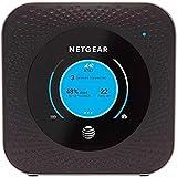 Netgear Nighthawk MR1100 4G LTE Mobile Hotspot Router (AT&T GSM Unlocked)(Steel Gray) (Renewed)