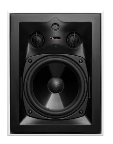 Boston Acoustics HSi 475T2 6.5'' 2-Way In-Wall Stereo Speaker by Boston Acoustics