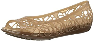 Crocs Women's Isabella Jelly Flat