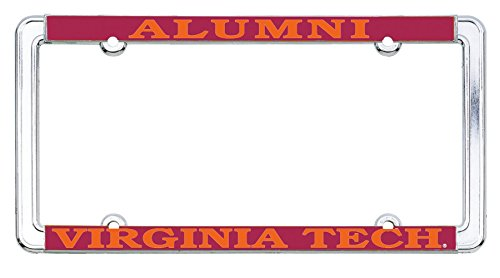 Service Rim Plate - Virginia Tech VT Alumni License Plate Frame
