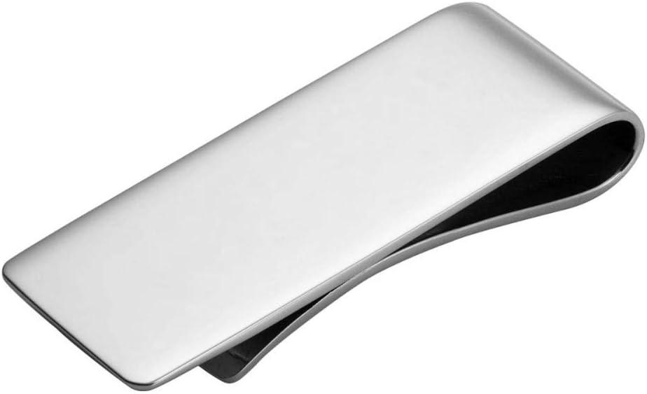 925 Sterling Silver Money Clip