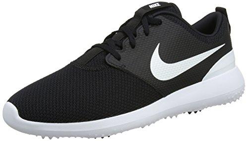 - Nike Men's Roshe G Golf Shoe Black/White Size 11 M US