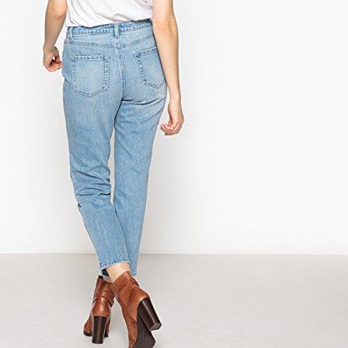 La Redoute Collections Donna Jeans Cropped Taglia 28 Blu