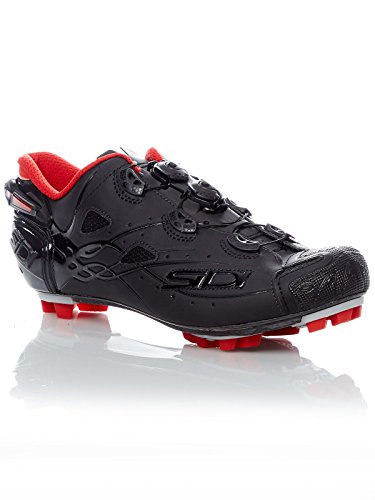 Sidi Zapatillas MTB Tiger - Limited Edition Total Negro