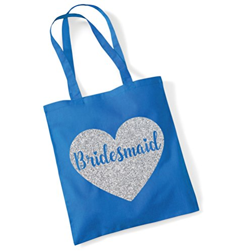 Bag Tote Bag Sapphire Bag Gift Bridesmaid Edward Hen Sinclair Blue Do Wedding Party 4wxZgEvn
