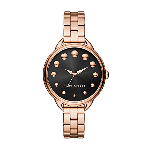 Marc Jacobs Women's Betty Rose Gold-Tone Watch - MJ3495 by Marc Jacobs
