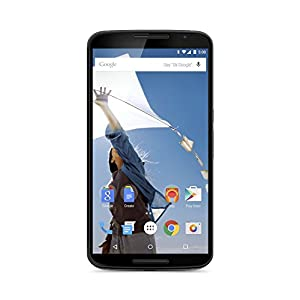 Motorola Nexus 6 XT1103 GSM Unlocked 4G LTE Smartphone