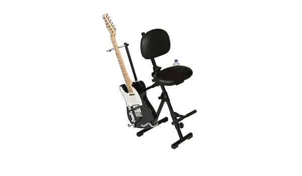Guitarra, Guitarra silla, silla de guitarristas, guitarristas ...